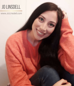 Jo Linsdell FEB 2018 Author pic
