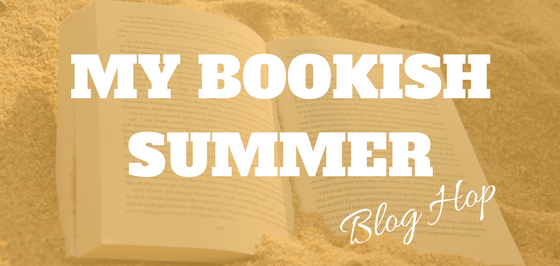 MY BOOKISH SUMMER BLOG HEADER