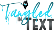 Tangled in Text Logo